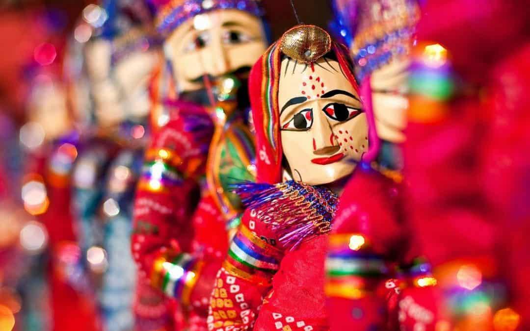 Детский кукольный театр – «Батлейка»